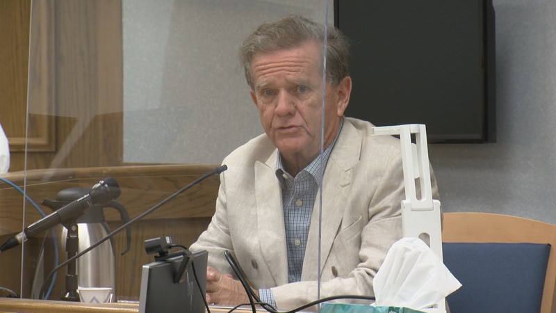 Butch Patrick, the actor most known for playing Eddie Munster, testified Oct. 25, 2021 in the...