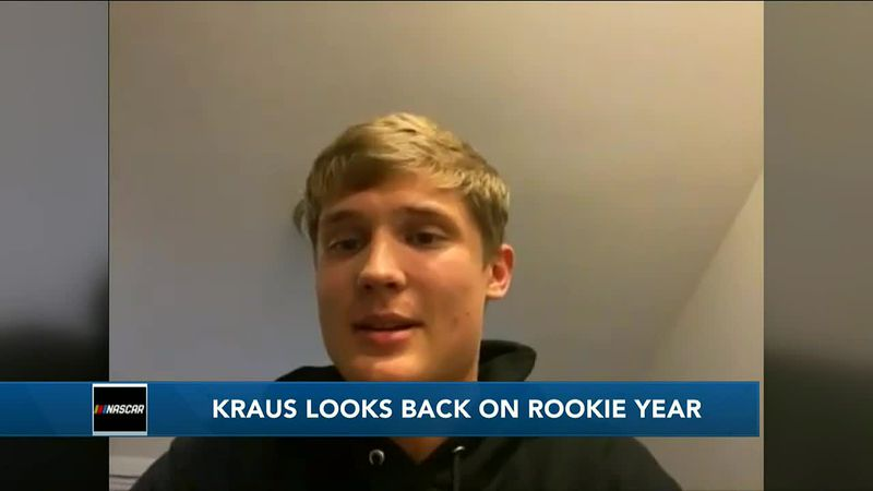 Kraus looks back at rookie season