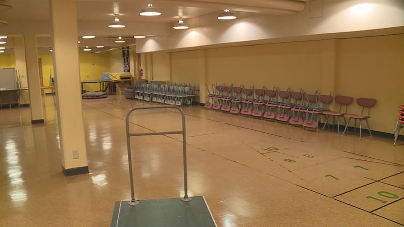 The Catholic Charities Wausau Warming Center has a new location for the winter since social...