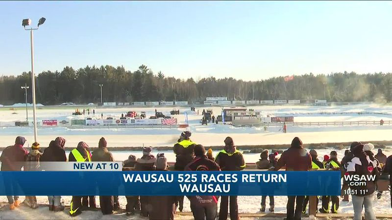 Wausau 525 Races Return