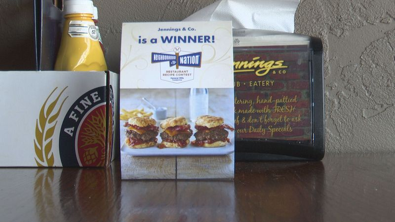 Jennings and Co. seeks online votes to win recipe contest