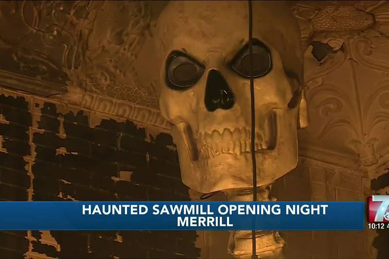 Haunted Sawmill Opening Night 9/24/2021
