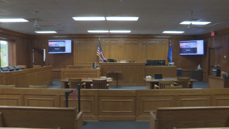 Marathon County court rooms will no longer be empty after reopening.