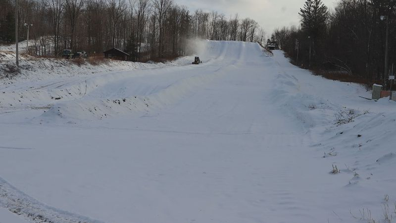 After weeks of warm weather and snowmaking, the Marathon County Parks and Rec. Department is...
