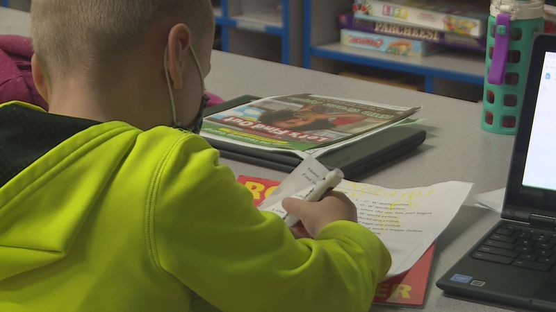 With grant money from the United Way of Portage County, over 200 kids have the opportunity to...