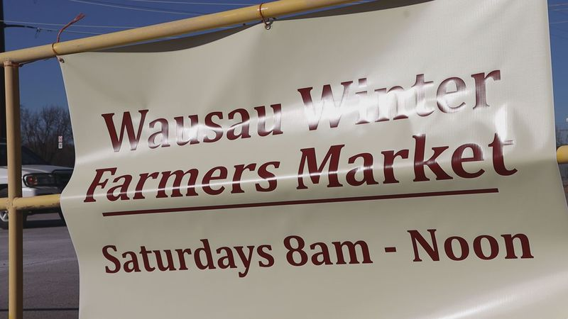 The Wausau Winter Farmers Market opens for the first time in their new location Saturday,...