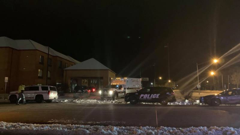 Officers were called to the 300 block of Division Street N around 3:19 a.m. for reports of a...