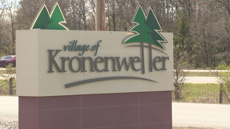 The village of Kronenwetter has recorded 12% increase of population according to the latest...