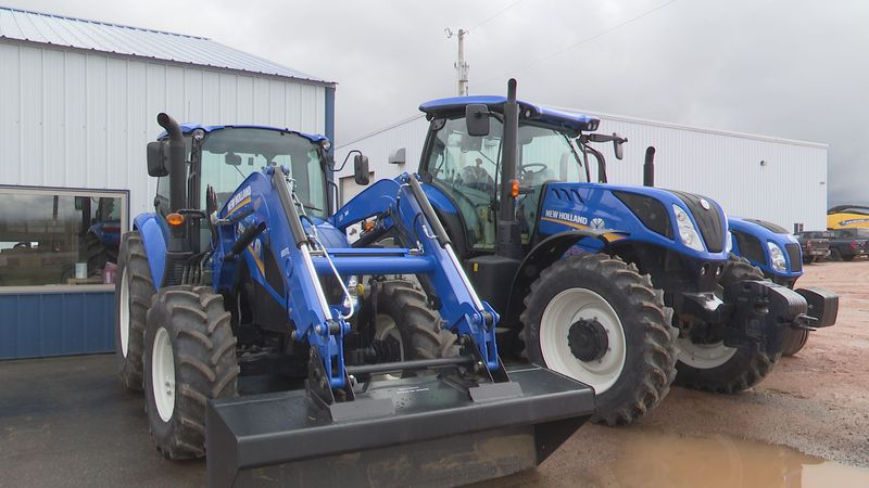 Tractors will be reappearing on roadways