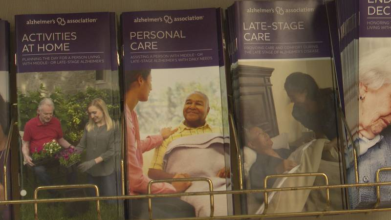 Wisconsin Alzheimer's Association offers resources to families of patients