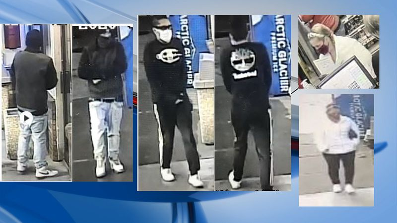 Wausau Police release photos of suspect they said stole lottery tickets