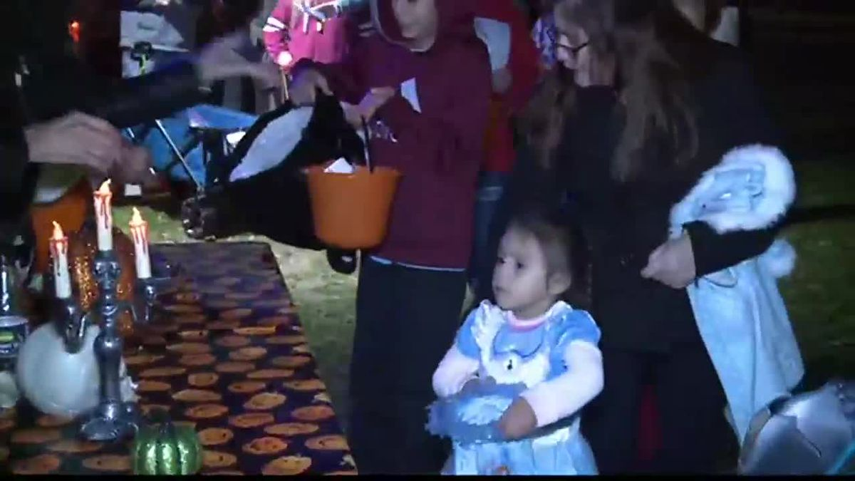 Oklahoma released COVID-19 guidelines for Halloween