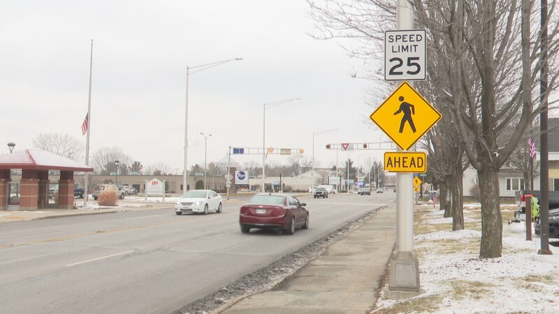Police will increase the reporting they do of speeding, OWI's and distracted driving to the...