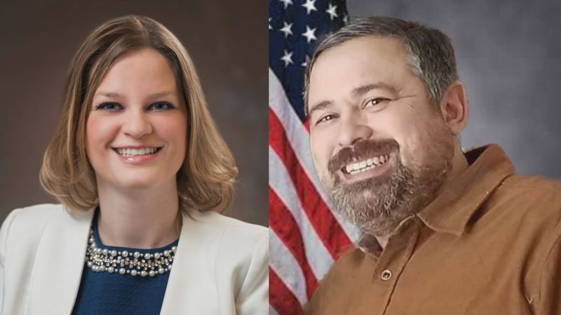 Rep. Katrina Shankland and Scott Soik will face off in the race for Wisconsin's 71st district...