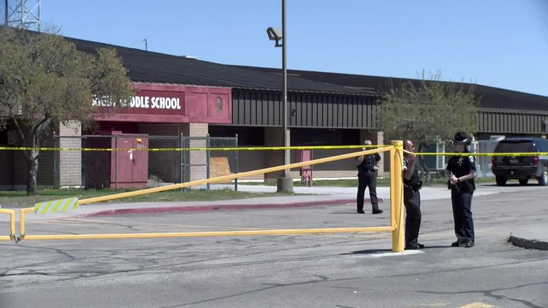 A student is in custody after an Idaho middle school shooting that injured three.