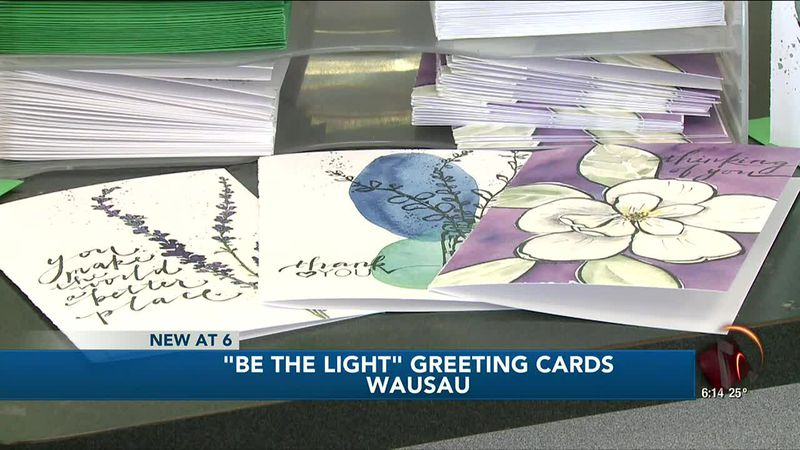 DigiCopy stores handing out free COVID-19 'Be the Light' greeting cards