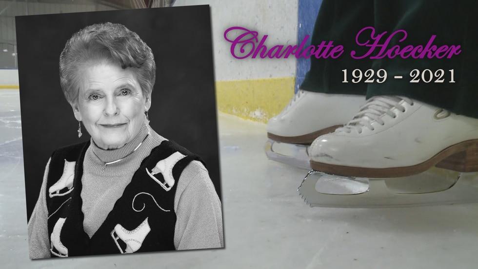 Charlotte Hoecker 1929-2021