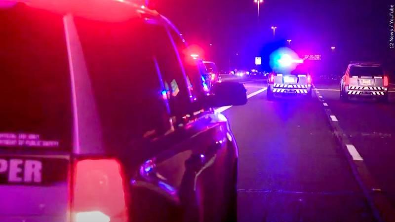 1 dead, 2 injured in crash