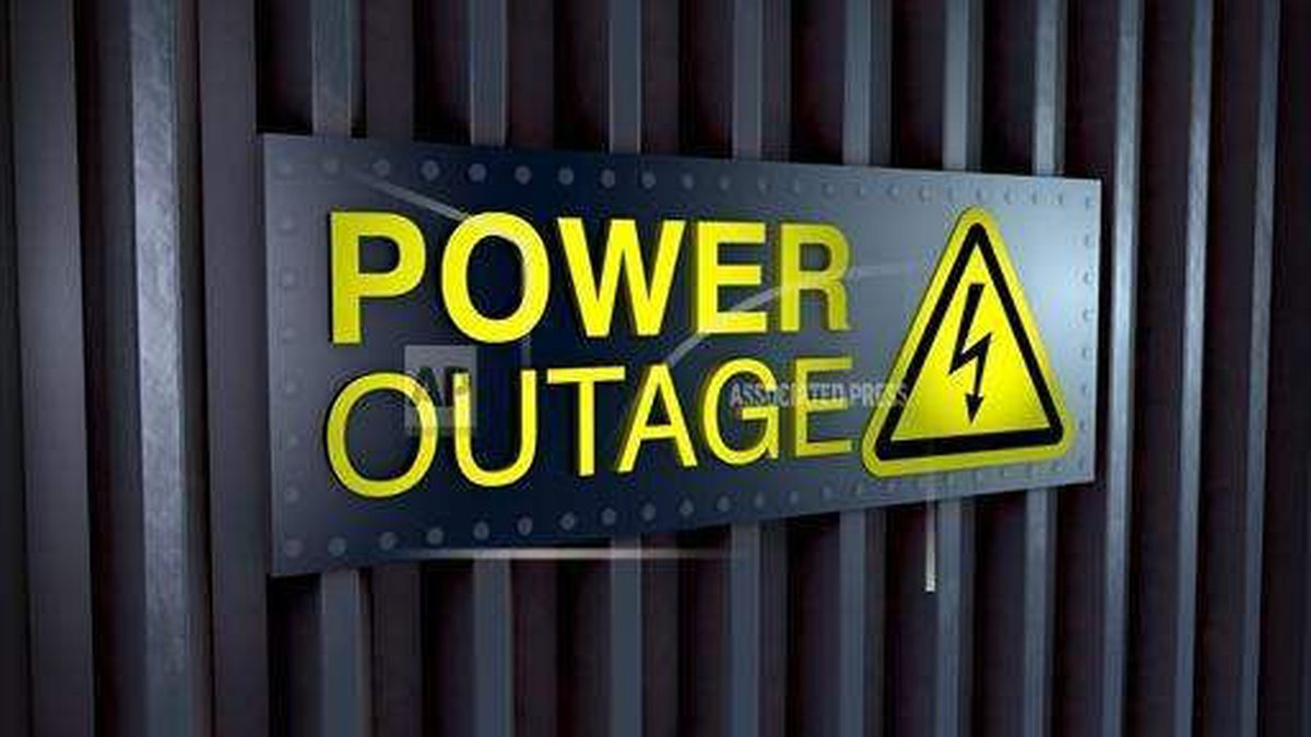 4,127 people have been affected by a power outage in Myrtle Beach, according to Horry Electric...