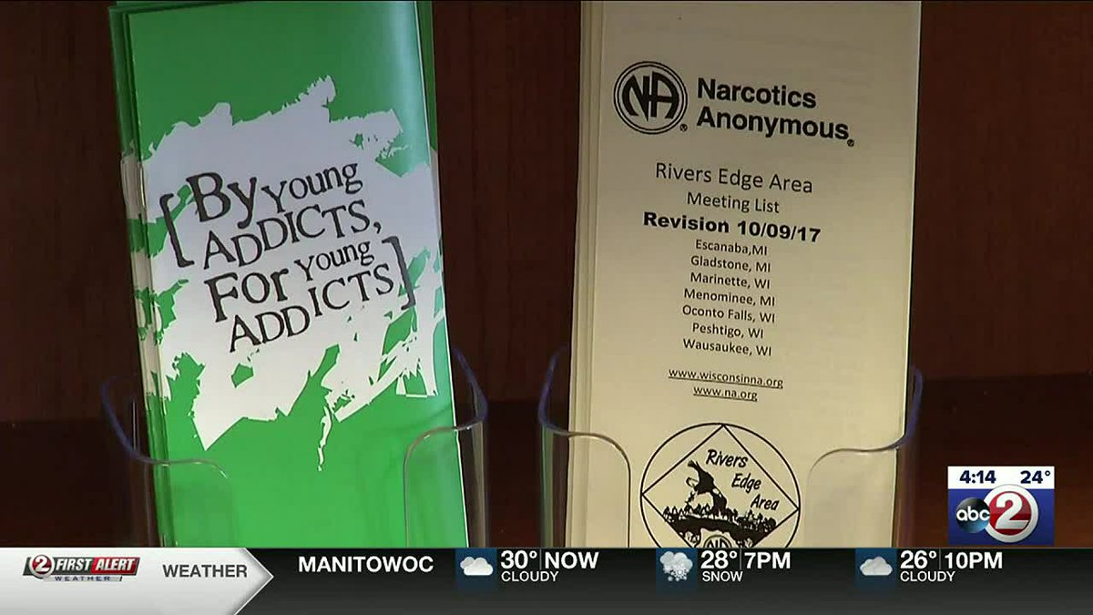 WATCH: Treatment centers deal with record overdoses