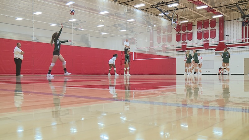 D.C. Everest takes on Wausau East in volleyball (9/9/21)
