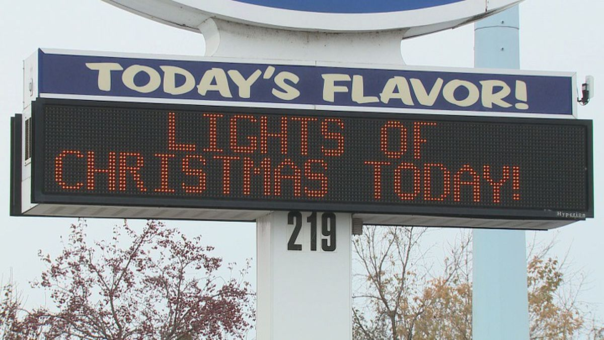 Culver's Day benefits Lights of Christmas.