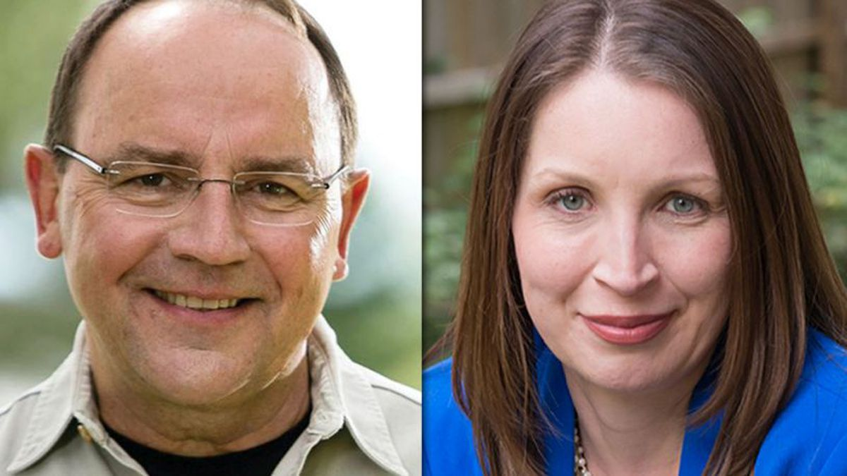 Republican Tom Tiffany and Democrat Tricia Zunker (Source: State of Wisconsin)