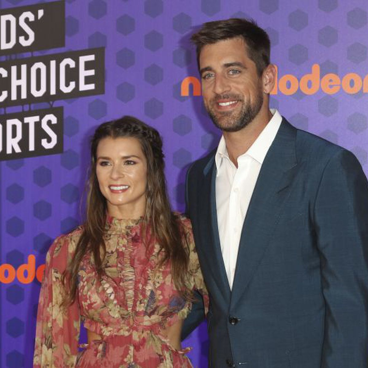Reports Aaron Rodgers And Danica Patrick Break Up After Two Years Together