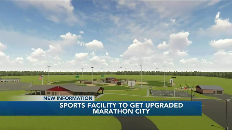Grant will help upgrade new sports facility in Marathon