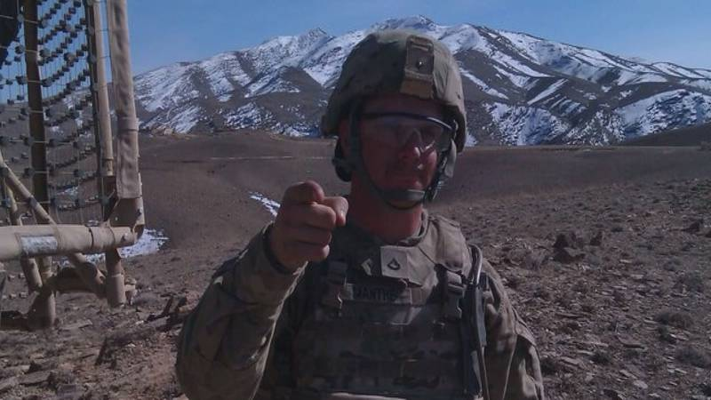 Afghanistan Veteran and Wood County native shares thoughts on Taliban take over.
