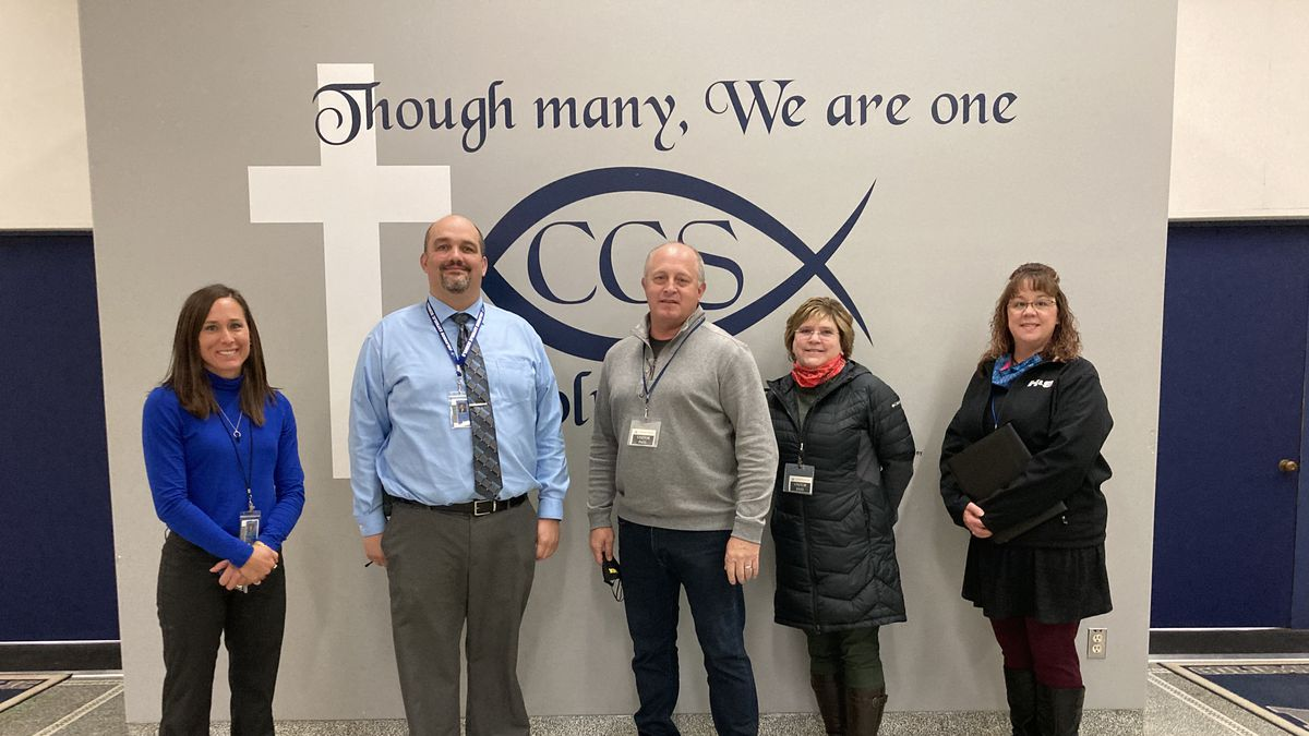 Columbus Catholic Schools says that H&S Manufacturing has pledged a donation of $15,000 to the...