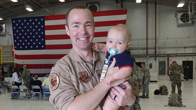 """Capt. Durwood """"Hawk"""" Jones, 37,"""