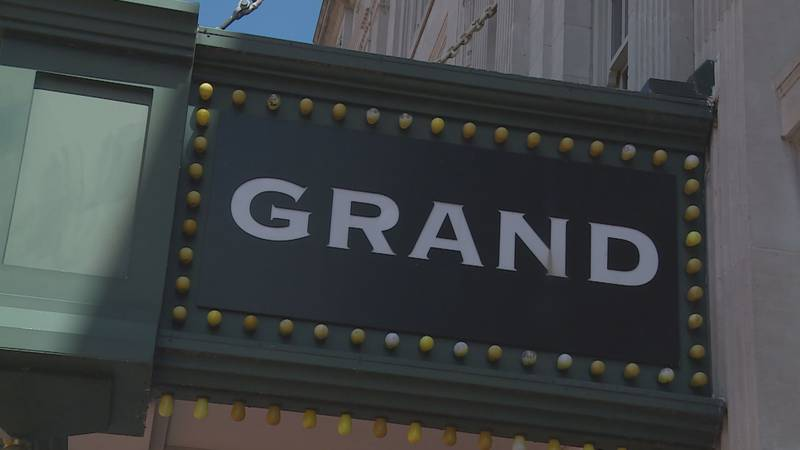 The show must go on, and it will. It's been over 17 months, but the Grand Theater had its grand...