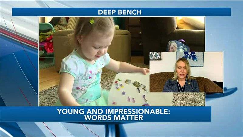 Young and Impressionable: Words matter when speaking about politics in front of children