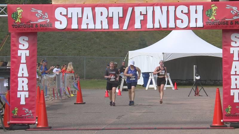 Wausau Marathon took place Saturday morning at Marathon Park.