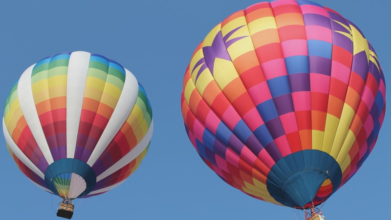 Hot air balloon's are making their way to Wausau this summer.