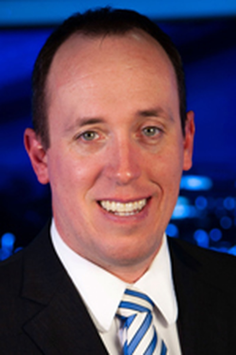 Headshot of Mark Holley, Meteorologist
