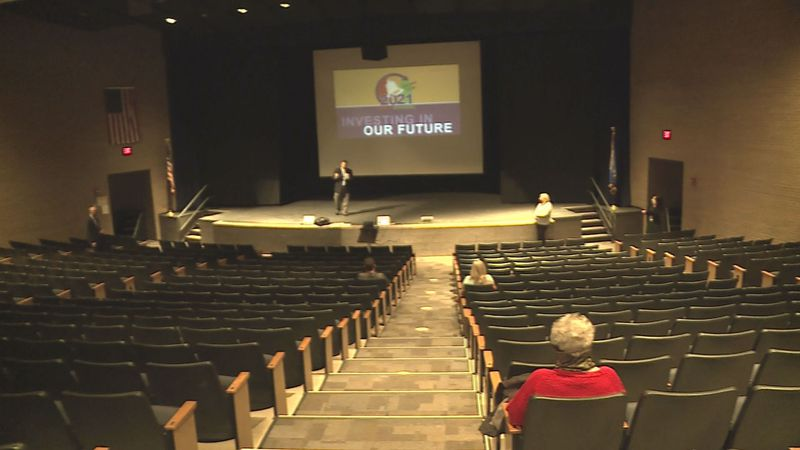 The Wausau School District explained to voters why they believe the upcoming referendum is...