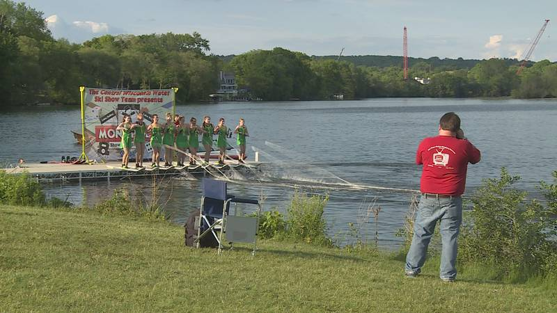 The Central Wisconsin Water Walkers Ski Show is back in Wausau this year.