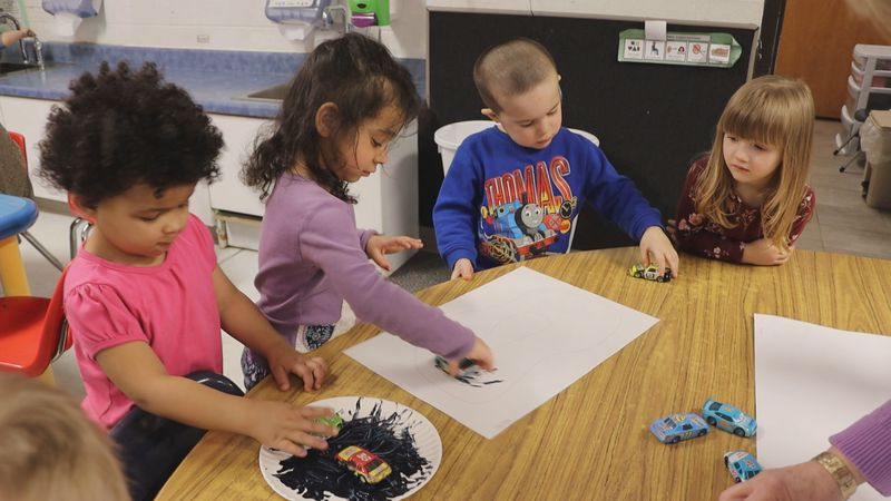 Child Care officials say the change in time can be hard on our bodies and confusing for younger...