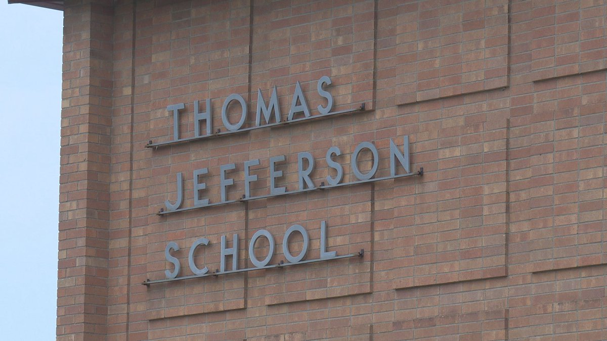 Thomas Jefferson Elementary in Wausau, WI. (2021)