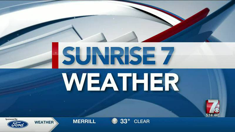 WSAW Sunrise 7 M-F weather