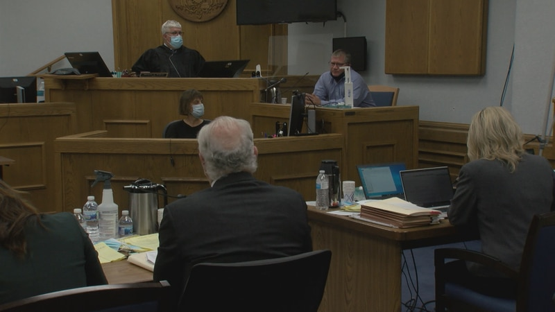The prosecution rested and the defense witnesses began testifying Oct. 21, 2021 in the murder...