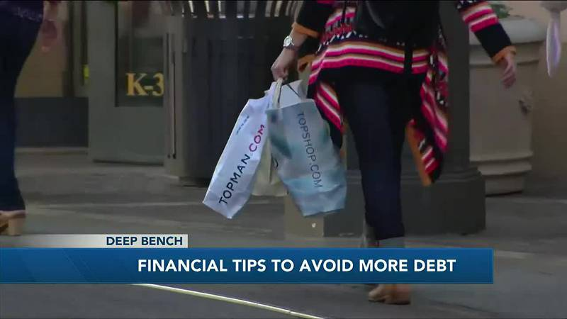 Financial Tips to Avoid More Debt 10/21/2021