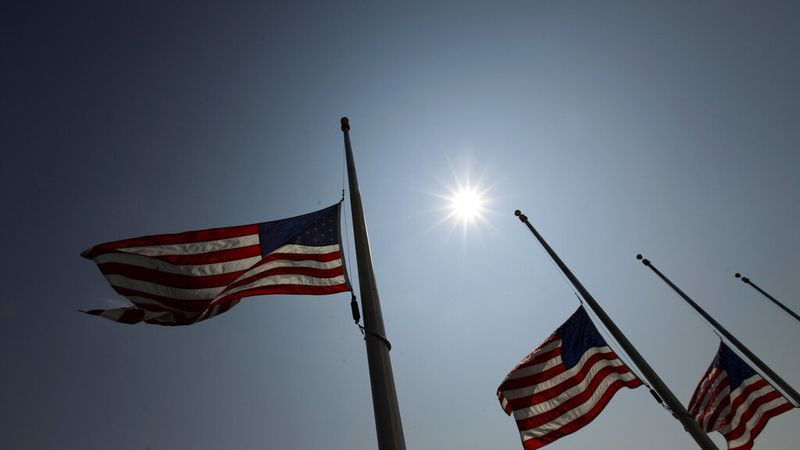 Gov. Evers orders all flags at all state office buildings be lowered to half-staff until sunset...