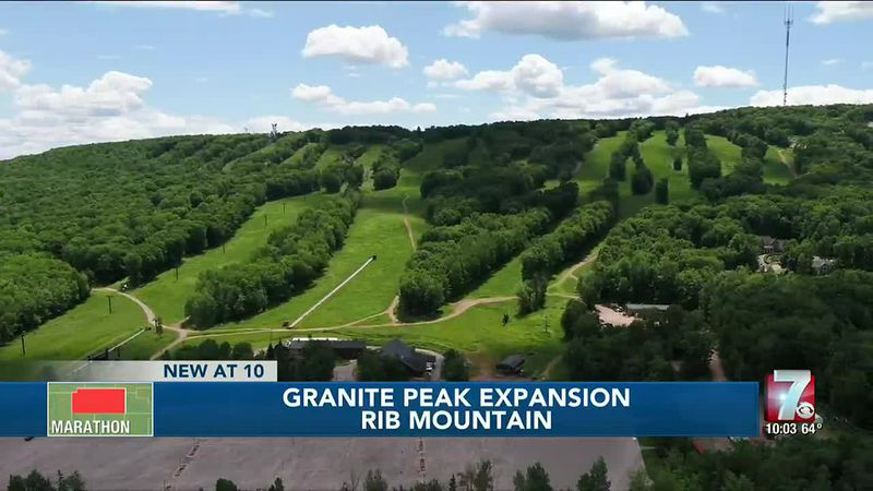 Granite Peak Expansion 6/22/2021