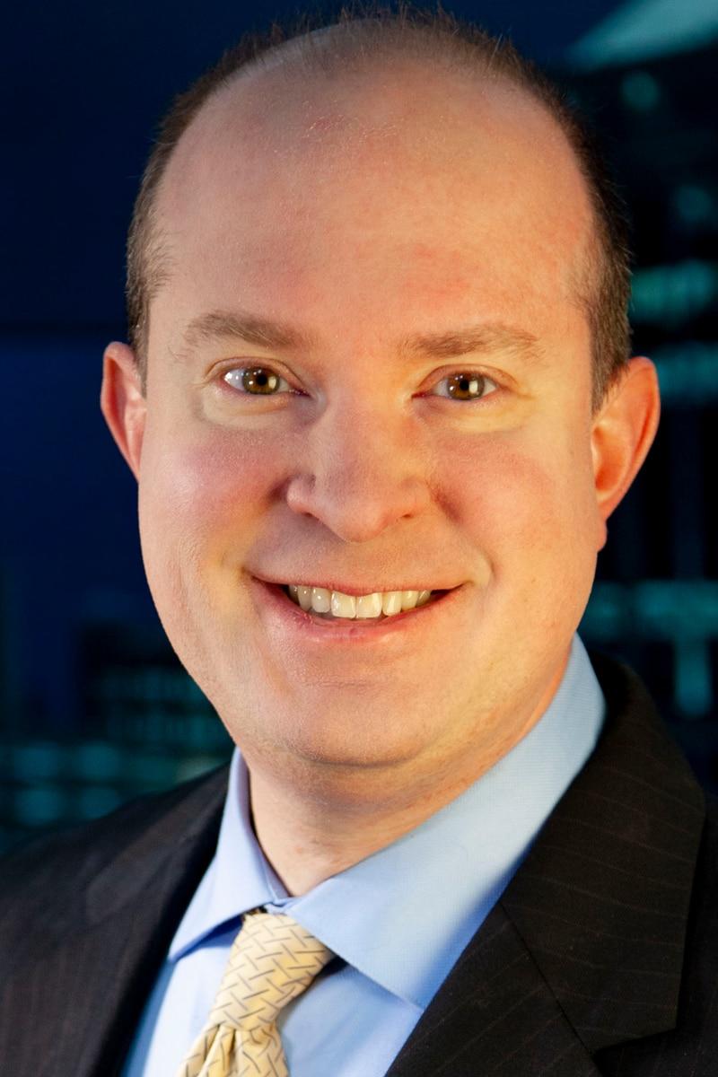 Headshot of Jeremy Tabin, Meteorologist
