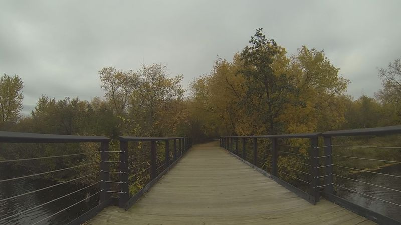With fall colors in full effect, Ironbull is helping people get outside and enjoy this warmer...