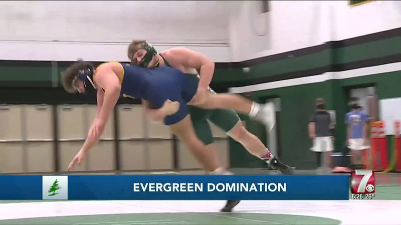 D.C. Everest wrestling is dominating