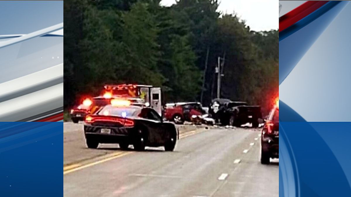 Fatal crash in town of Hull. Sept. 21, 2019 (Viewer submitted photo)